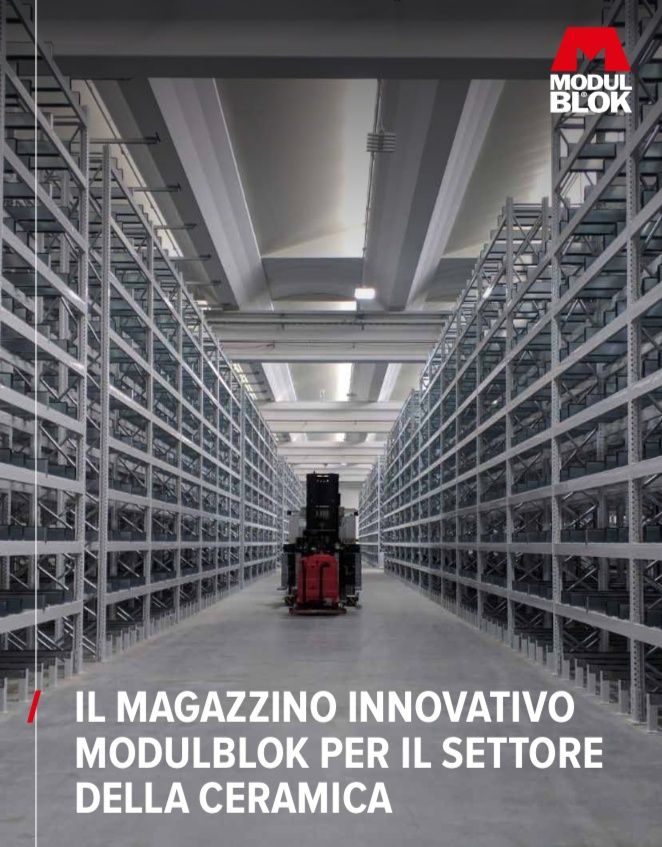 Cover brochure Modulblok case study Florim
